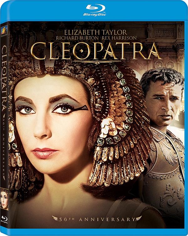 Клеопатра (Blu-ray) проигрыватель blu ray lg bp450 черный