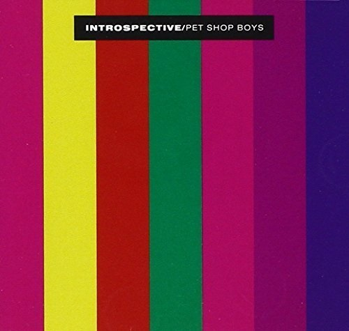 Pet Shop Boys – Introspective (LP)