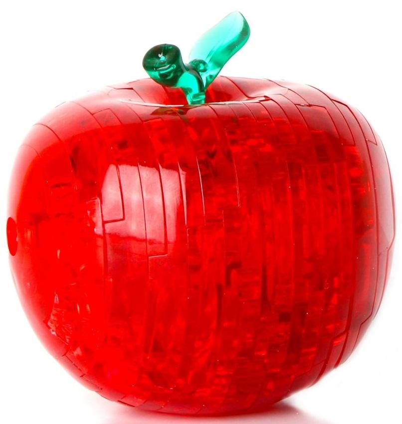 3D Puzzle Магический кристалл: Яблоко с подсветкой