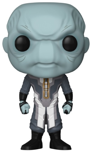Фигурка Funko POP Marvel: Avengers Infinity War – Ebony Maw Bobble-Head (9,5 см) фигурка funko pop bobble marvel black panther nakia