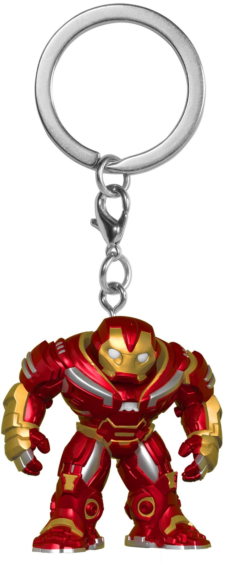 Брелок Avengers Infinity War Funko POP Marvel: HulkbusterAvengers Infinity War Funko POP Marvel: Hulkbuster создан по мотивам фантастического фильма режиссеров Энтони и Джо Руссо «Мстители: Война бесконечности».<br>