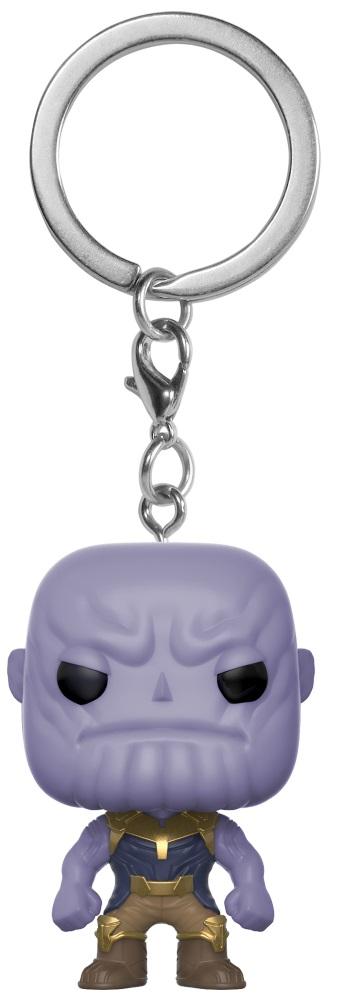 Брелок Funko POP Marvel: Avengers Infinity War – Thanos цена