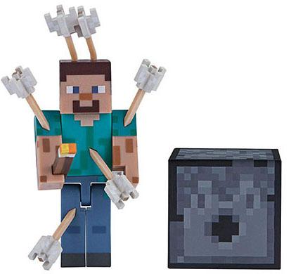 Фигурка Minecraft Series 4: Steve With Arrows (8 см) фото