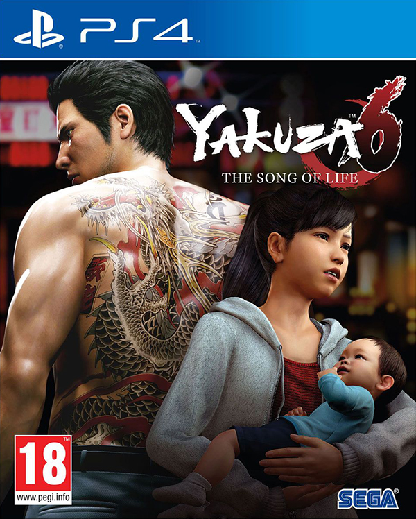 Yakuza 6: The Song of Life. Essence of Art Edition [PS4] de chirico the song of love