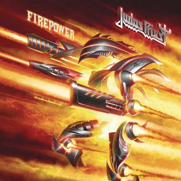 Judas Priest – Firepower (CD) виниловая пластинка judas priest redeemer of souls