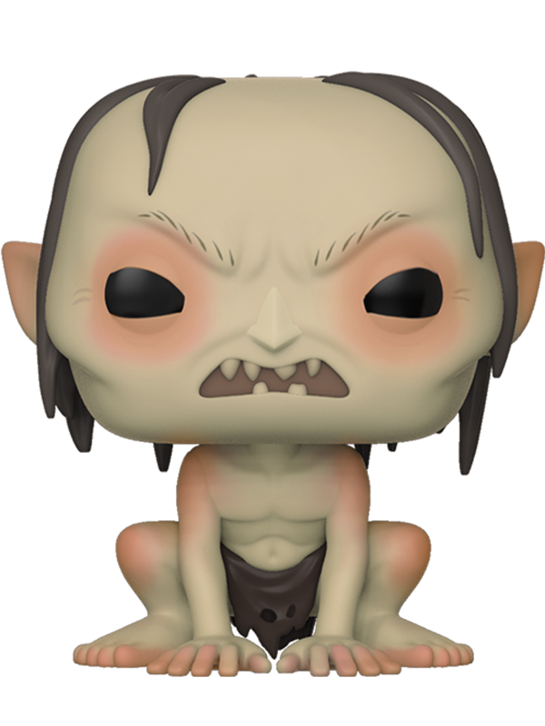 Фигурка Lord Of The Rings Funko POP Movies: Gollum (9,5 см) гобелен 180х145 printio the lord of the rings lotr властелин колец