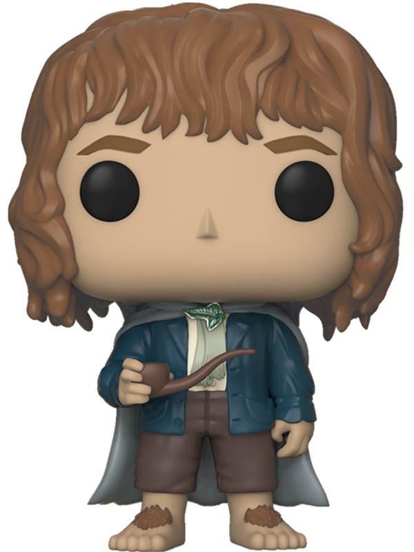 Фигурка Lord Of The Rings Funko POP Movies: Pippin Took (9,5 см) гобелен 180х145 printio the lord of the rings lotr властелин колец