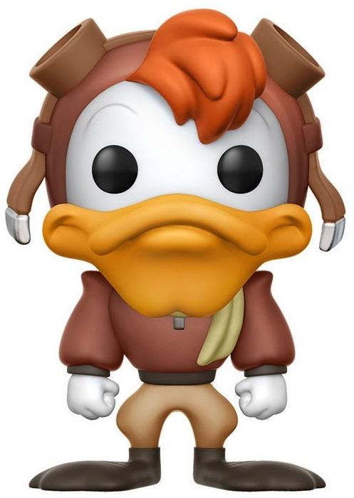 Фигурка Disney Darkwing Duck Funko POP: Launchpad McQuack (9,5 см) фигурка funko pop animation one piece portgas d ace 9 5 см