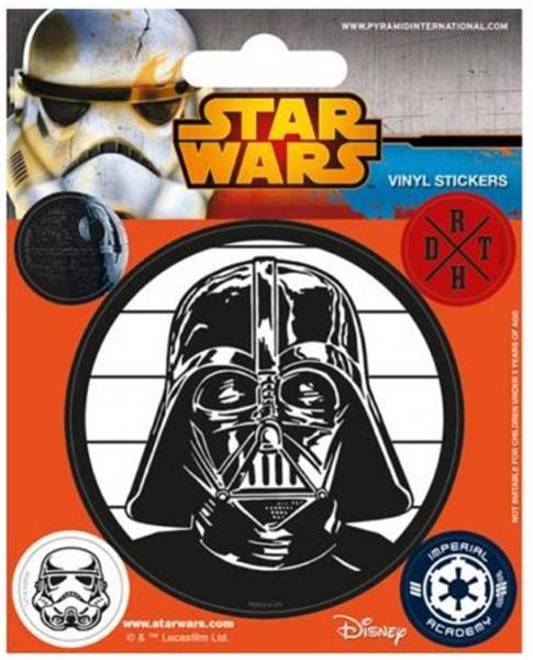 Набор стикеров Star Wars Empire майка классическая printio i love the empire star wars