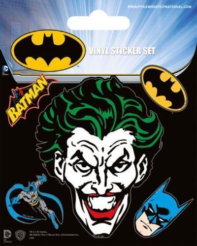 Набор стикеров Batman брелок dc comics batman symbol