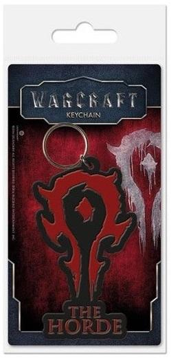 Брелок Warcraft: The HordeБрелок Warcraft: The Horde создан по мотивам многопользовательской ролевой игры, разрабатываемой и издаваемой Blizzard Entertainment.<br>