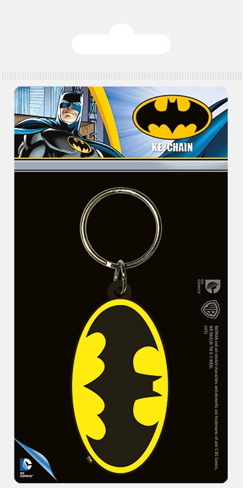 Брелок DC Comics: Batman Symbol рюкзак dc comics batman