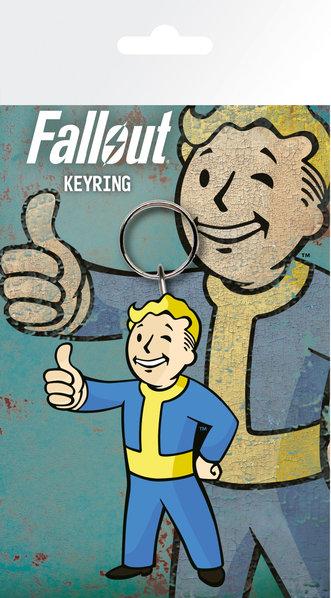 Брелок Fallout 4Брелок Fallout 4 создан по мотивам популярной видеоигры Fallout 4.<br>