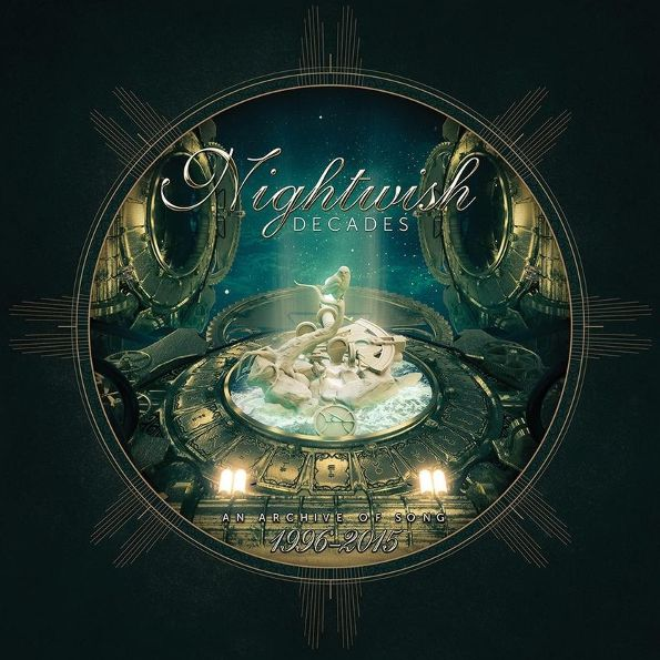 Nightwish – Decades An Archive Of Song 1996–2015 (3 LP) foundations of education an ems approach