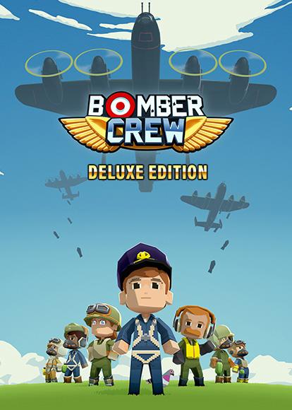 Bomber Crew. Deluxe Edition [PC, Цифровая версия] (Цифровая версия) lego marvel super heroes 2 deluxe edition [pc цифровая версия] цифровая версия