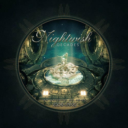 Nightwish – Decades An Archive Of Song 1996–2015 (2 CD) nightwish endless forms most beautiful 2 cd