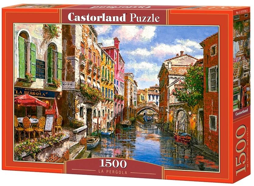 Puzzle-500: Пергола (La Pergola)