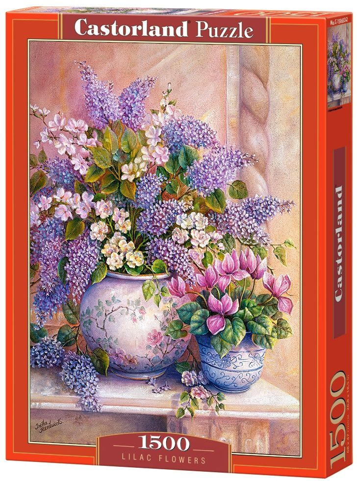 Puzzle-500: Цветы сирени (Lilac Flowers) все цены