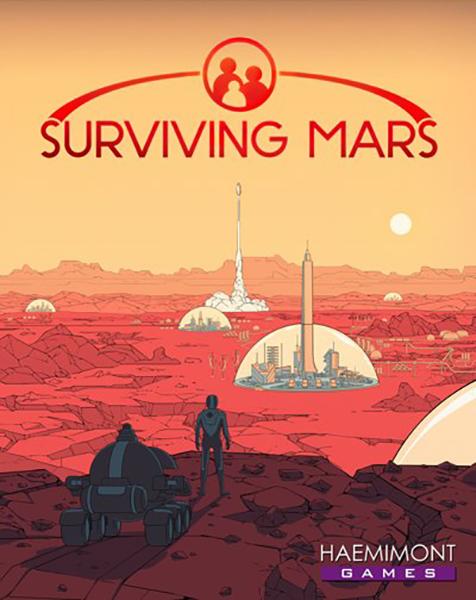 Surviving Mars [PC, Цифровая версия] (Цифровая версия)