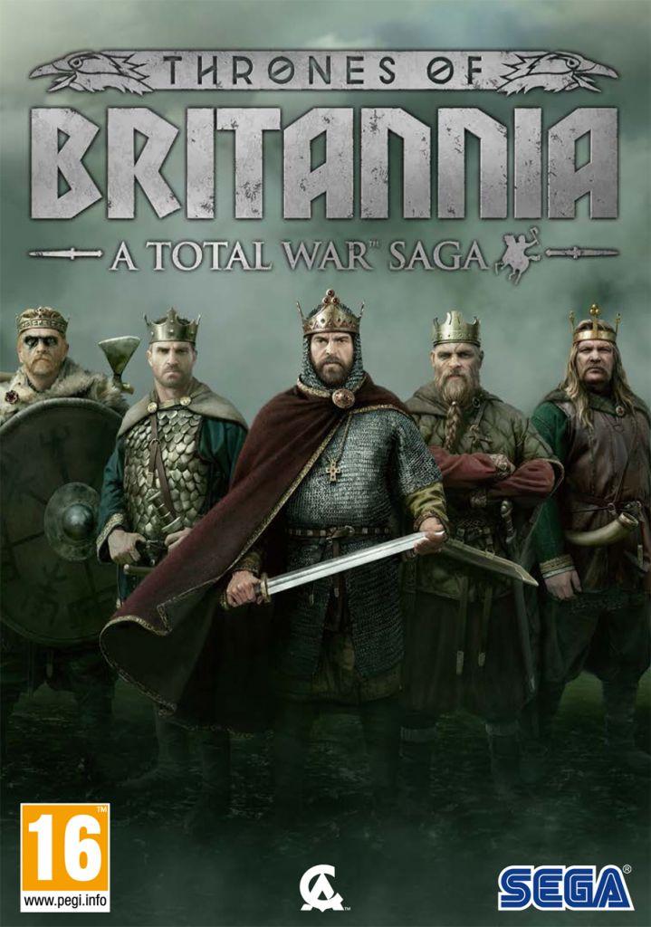 Total War Saga: Thrones of Britannia [PC] sega