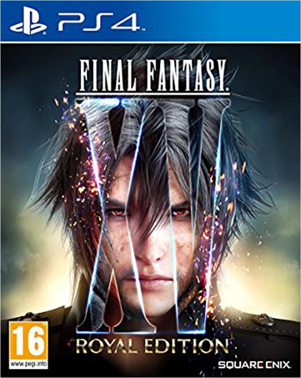 Final Fantasy XV: Royal Edition [PS4]Новый и наиболее полный выпуск всемирно известной серии, не теряющей популярности уже более двух десятков лет. В издание Final Fantasy XV: Royal Edition включены многочисленные дополнительные материалы (в том числе увлекательный режим для совместного прохождения «Товарищи»), делающие и без того грандиозную игру поистине необъятной.<br>