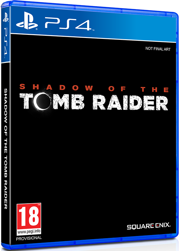 Shadow of the Tomb Raider [PS4] shadow of the flame