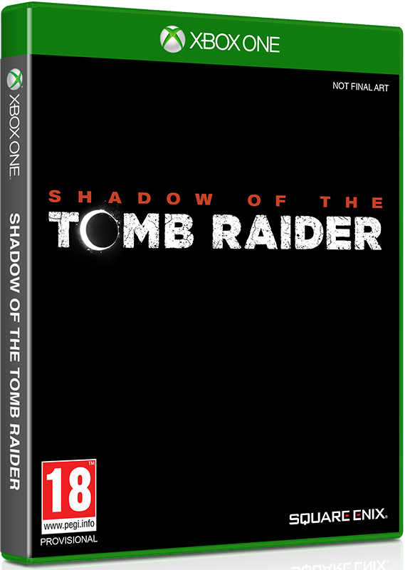 Shadow of the Tomb Raider [Xbox One] shadow of the flame