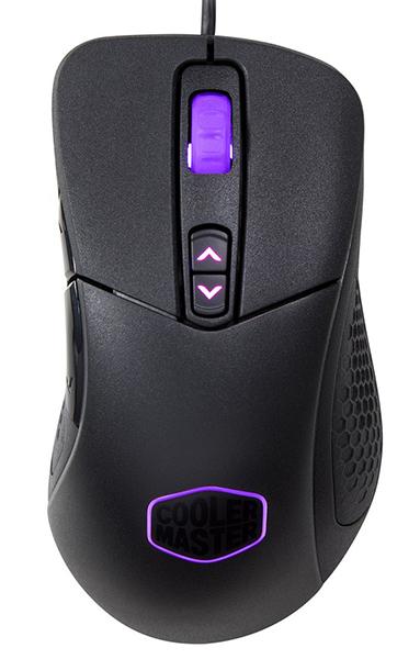 Фото Мышь Cooler Master MasterMouse MM530 игровая проводная оптическая для PC (SGM-2007-KLON1)