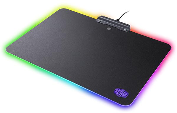 Коврик для мыши Cooler Master с подсветкой RGB Hard Gaming Mousepad (MPA-MP720) цена и фото