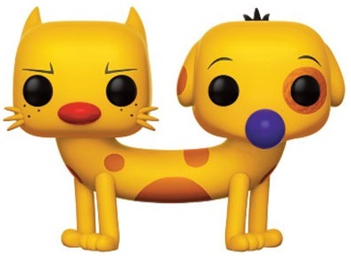 Фигурка Catdog Funko POP Animation: Catdog (9,5 см) фигурка funko pop animation one piece portgas d ace 9 5 см