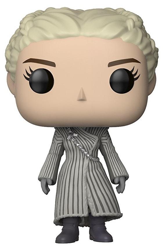 Фигурка Game of Thrones S8 POP Television: Daenerys (White Coat) (9,5 см) фигурка funko pop television stranger things hopper 9 5 см