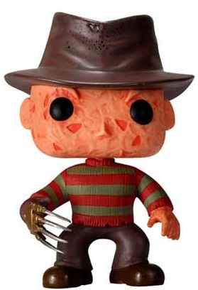 Фигурка A Nightmare On Elm Street: POP Movies: Freddy Krueger (9,5 см) 18cm neca a nightmare on elm street freddy pvc figure toys collecition model toys doll