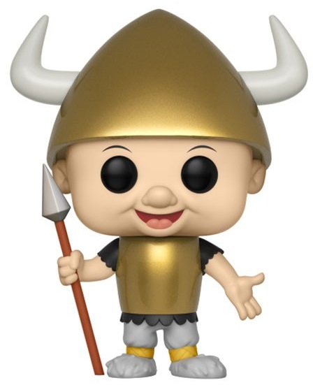 Фигурка Looney Tunes Funko POP Animation: Elmer Fudd (9,5 см) модель дома looney tunes b21103