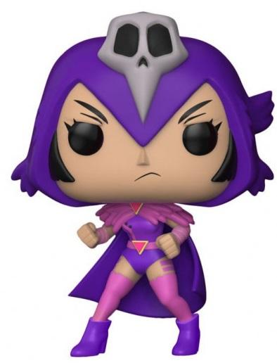 Фигурка Teen Titans Go! Night Begins To Shine Funko POP Television: Raven (9,5 см) monsters go night night