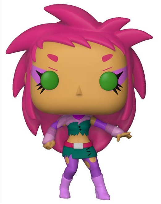 Фигурка Funko POP Television: Teen Titans Go! Night Begins To Shine – Starfire (9,5 см) фигурка funko pop television trollhunters aaarrrgghh 9 5 см