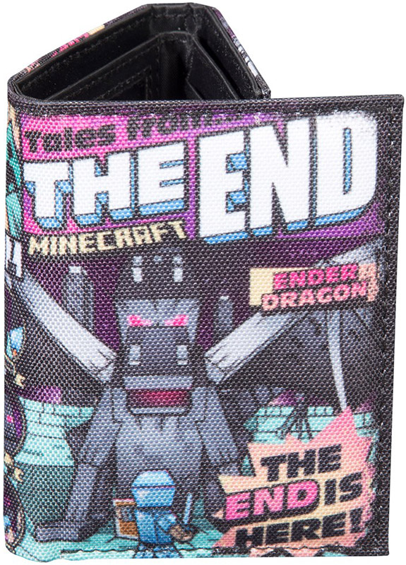 Кошелек Minecraft Tales from the End the canterbury tales a selection
