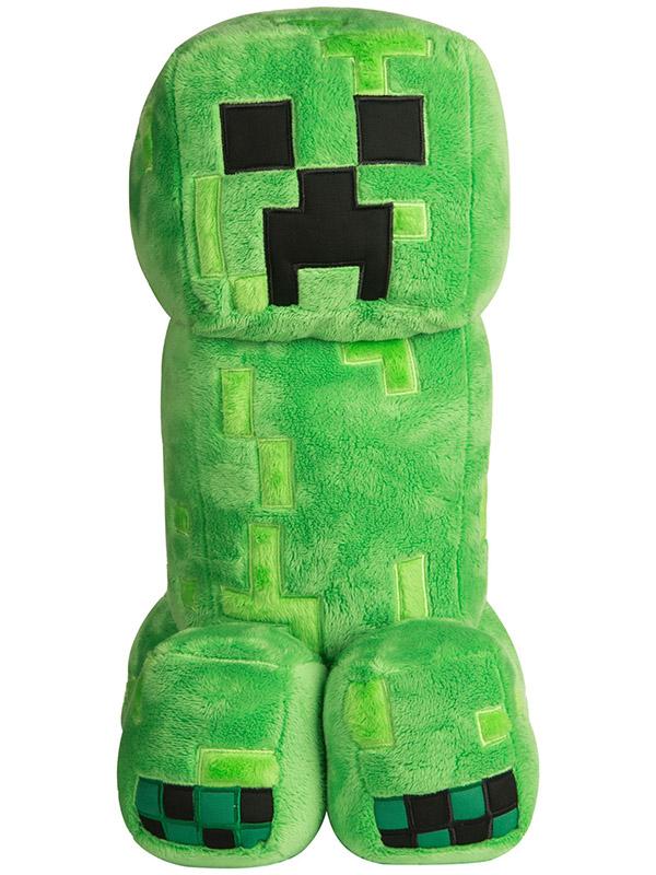Мягкая игрушка Minecraft: Grand Adventure Creeper (50 см) малышарики мягкая игрушка собака бассет хаунд 23 см