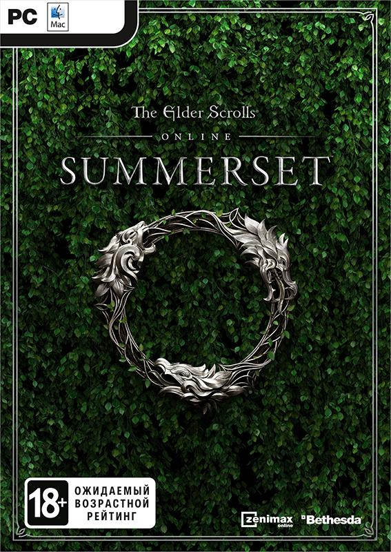 The Elder Scrolls Online: Summerset (для Steam) [PC, Цифровая версия] (Цифровая версия) игра софтклаб the elder scrolls iii morrowind game of the year edition
