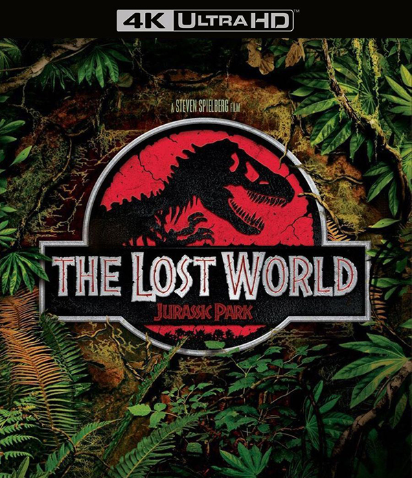 Парк Юрского периода 2: Затерянный мир (Blu-ray 4K Ultra HD) проигрыватель blu ray lg bp450 черный