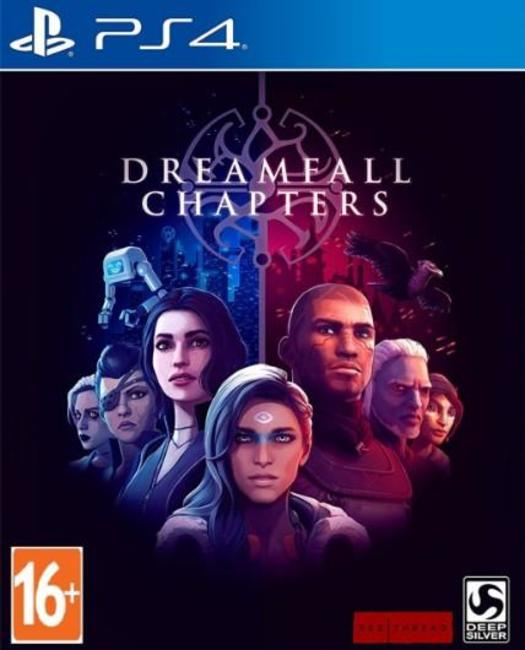 Dreamfall Chapters [PS4] morais r the hundred foot journey