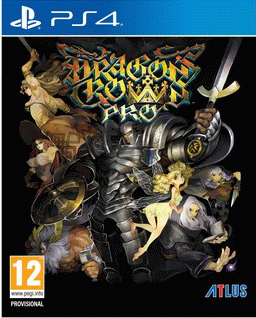 Dragon's Crown Pro [PS4] sega