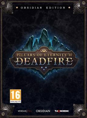 Pillars of Eternity II: Deadfire. Издание Obsidian [PC] darkness ii специальное издание игра для pc