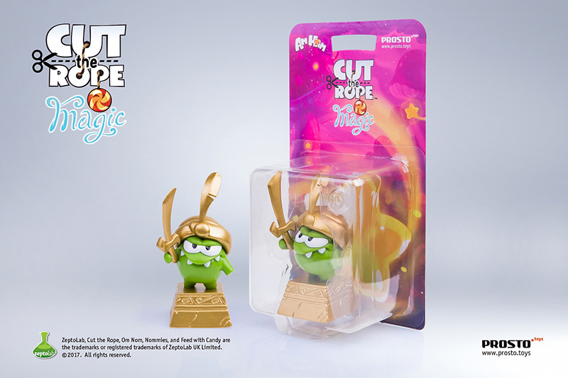 Фигурка Cut The Rope Magic: Падишах (8 см) ледянка 92см cut the rope 1toy