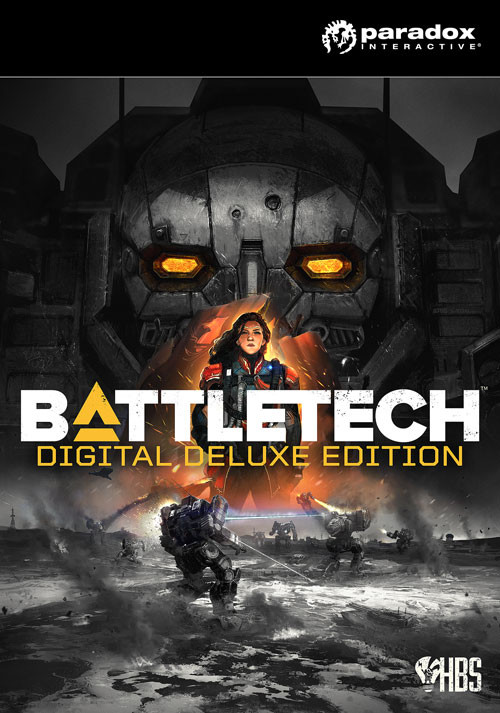 BATTLETECH. Deluxe Edition [PC, Цифровая версия] (Цифровая версия) watch dogs 2 deluxe edition [pc цифровая версия] цифровая версия