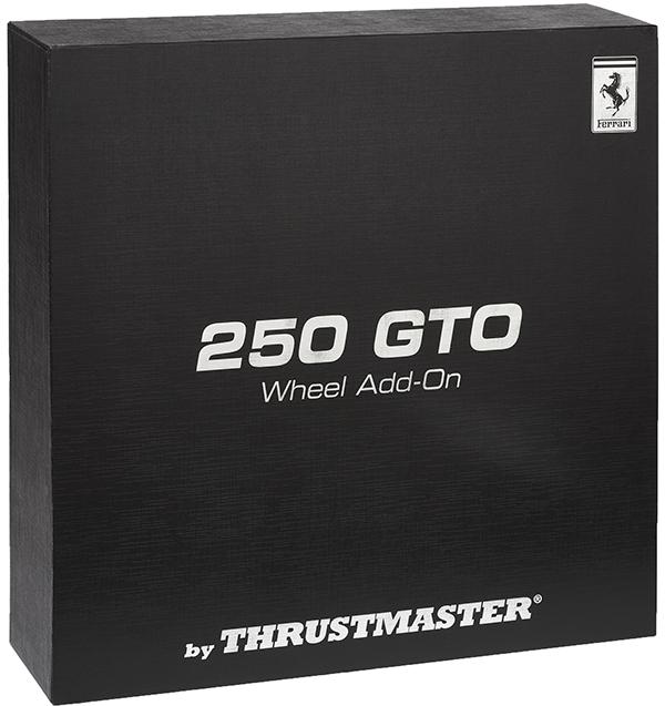 Рулевое колесо съёмное Thrustmaster Ferrari 250 GTO Wheel для PC
