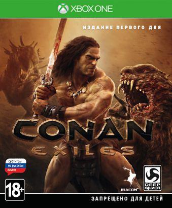 Conan Exiles. Издание первого дня [Xbox One] exiles