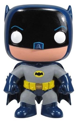 Фигурка Batman Funko POP Heroes: Batman (9,5 см) фигурка funko pop heroes justice league batman 9 5 см