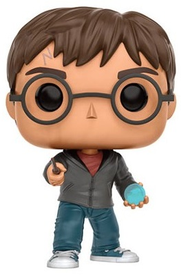 Фигурка Harry Potter Funko POP: Harry With Prophecy (9,5 см) funko pop original 10cm boxed harry potter