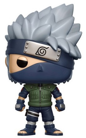 Фигурка Naruto Shippuden Funko POP Animation: Kakashi (9,5 см) naruto action figure hatake kakashi flash power rock scene diy set naruto shippuden hatake kakashi model toy kakashi diy180