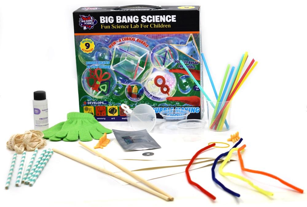 Набор Шоу мыльных пузырей набор для творчества creative creative набор для творчества секреты мыльных пузырей